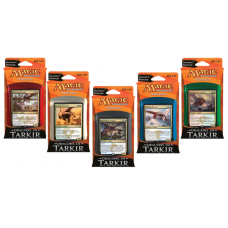DRAGONS OF TARKIR INTRO DECK SET OF 5