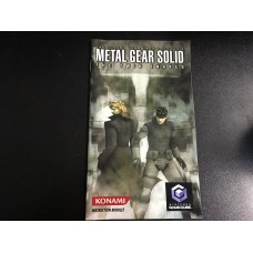 Metal Gear Solid The Twin Snakes - MANUAL ONLY