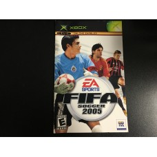 FIFA Soccer 2005 - MANUAL ONLY