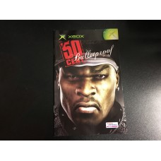 50 Cent Bulletproof - MANUAL ONLY