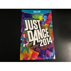 Just Dance 2014 - MANUAL ONLY