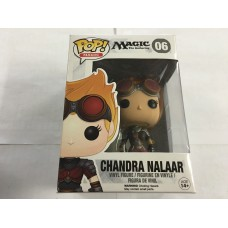 Funko Pop! Games: Magic The Gathering - Chandra Nalaar Vinyl Figure