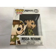 Funko Pop! Games: Magic The Gathering - Nissa Revane