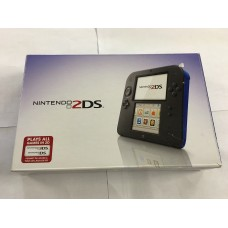 Blue Nintendo 2DS - BOX ONLY - NO CONSOLE