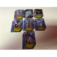 Hyper Scan X-Men - 7 Cards