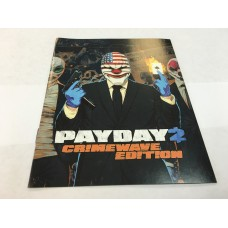 Payday 2 Crimewave Edition - MANUAL ONLY