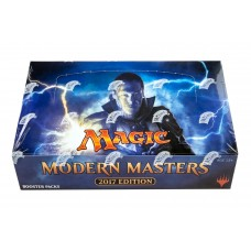 Modern Masters 2017 Sealed Booster Box