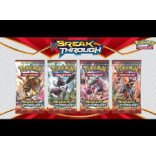 BreakPoint Pokemon Packs - sealed booster box 36 packs