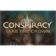 Conspiracy Take the Crown Booster Box CASE OF 6