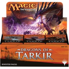 DRAGONS OF TARKIR Chinese Sealed Booster Box