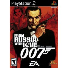 007 From Russia With Love - SEALED