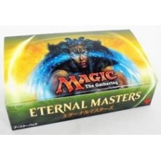 ETERNAL MASTERS Booster Box  - EMPTY