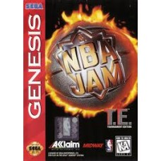 NBA Jam Tournament Edition - BOX ONLY