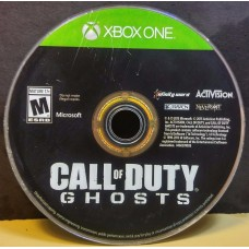 Call Of Duty Ghosts GAME DISC