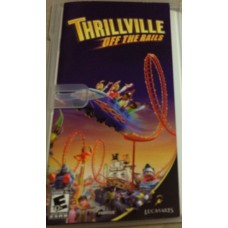 Thrillville Off The Rails - MANUAL