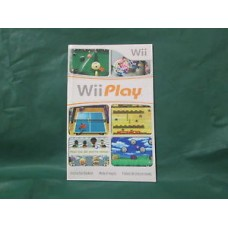 Wii Play - MANUAL