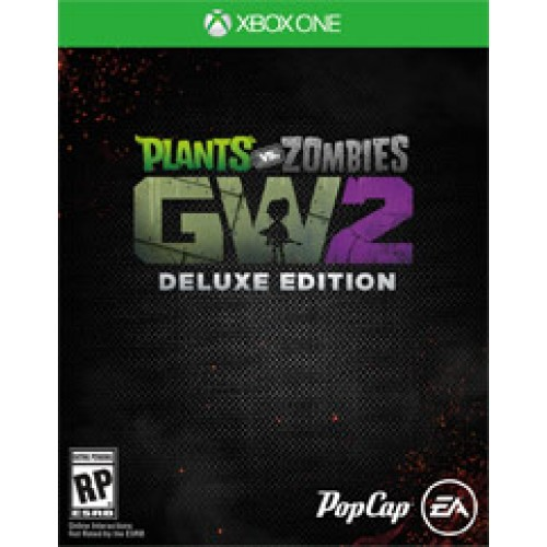 Plants vs  Zombies Garden Warfare 2 Deluxe Edition